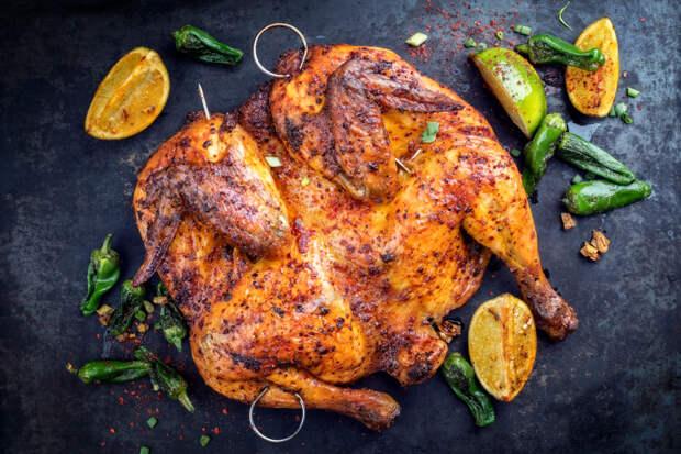 Птичий пикник. Простые рецепты курицы на мангале