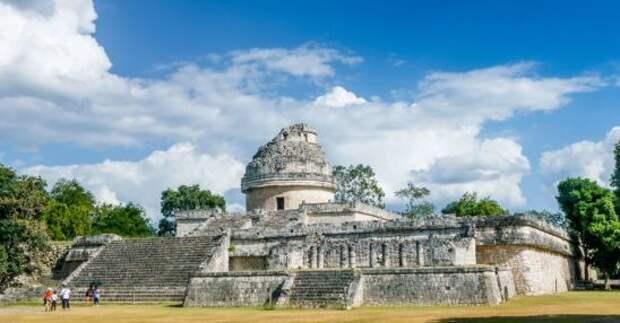 Эпоха Майя