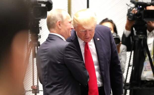 Путин высказался о возможности публикации свого разговора с Трампом