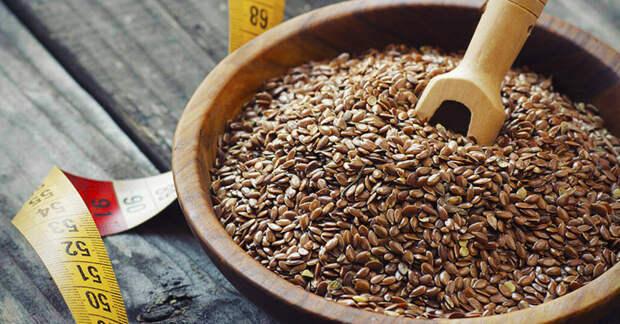Вот как с помощью льняного семени очистить кишечник и похудеть