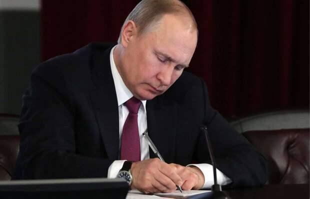 Путин разрешил сплошную вырубку леса у Байкала