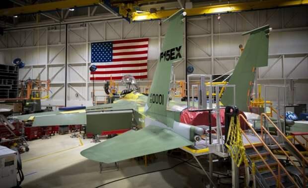 С прицелом на технологии. Истребитель F-15EX идёт в серию