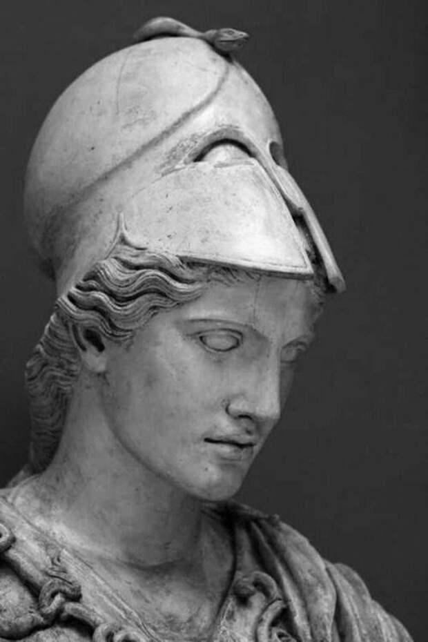 афина-мудрость