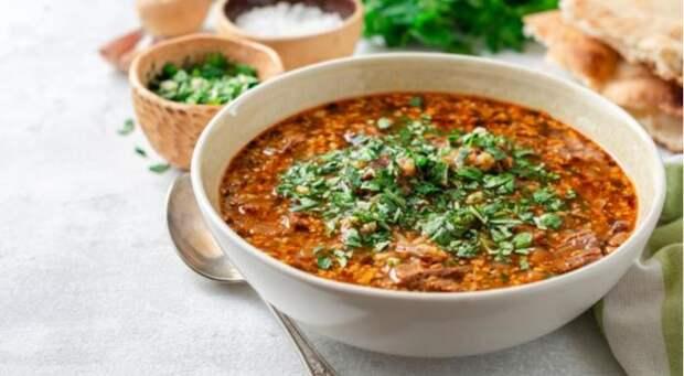 Блюда грузинской кухни, завоевавшие сердца наших хозяек