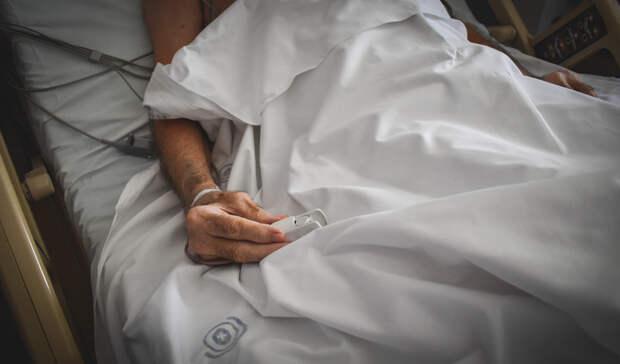 Врачи напределе: число госпитализированных сCOVID вОренбуржье— более 3000 человек