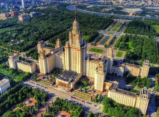 МГУ отгородится от автохулиганов малыми архитектурными формами