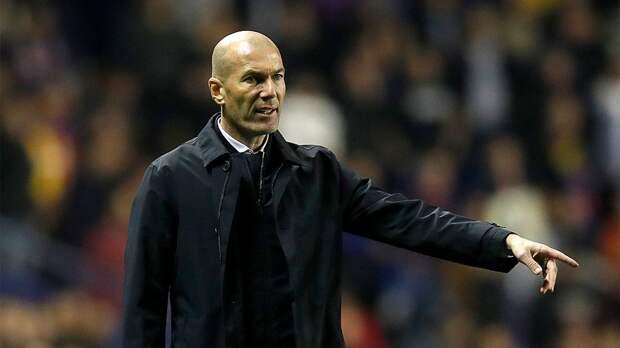 Зидан является главным кандидатом на пост главного тренера сборной Франции в случае ухода Дешама