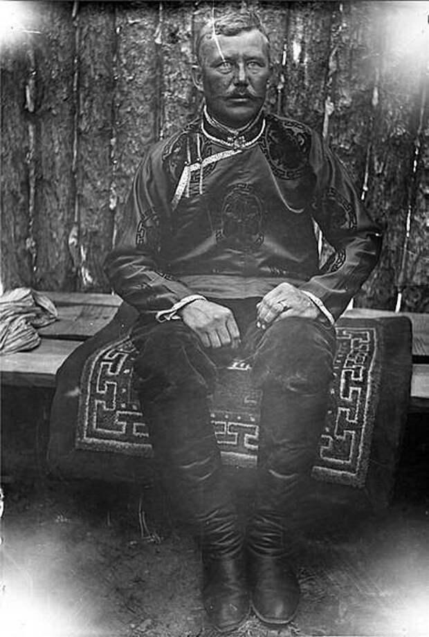Как немецкий барон стал «богом войны» и владыкой Монголии