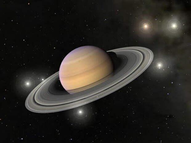 Тайна происхождения колец Сатурна