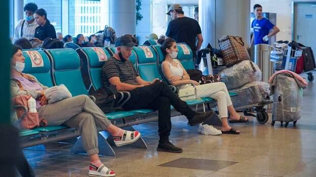Свыше 30 рейсов отменили и задержали в аэропортах Москвы