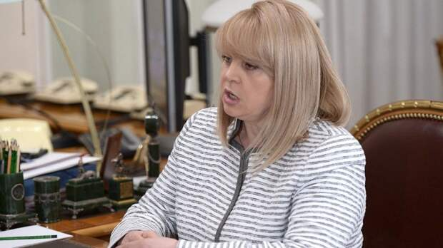 Памфилова рассказала о появлении «пятой колонны» в избиркоме Петербурга