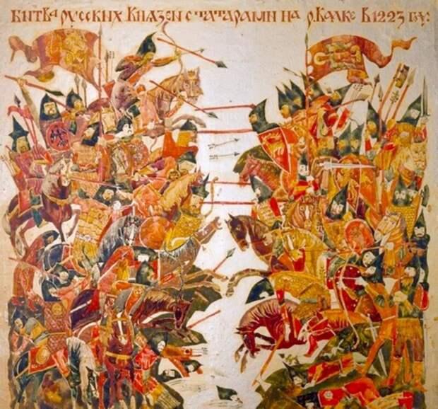 Что Россия позаимствовала умонголо-татар