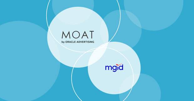 Mgid интегрировала Oracle Moat