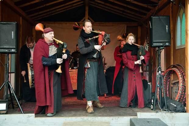 Бродяги и нищие в Средние века 22