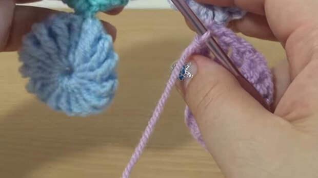 Одеяло из мотивов, вязанное крючком: элементарно и очень красиво