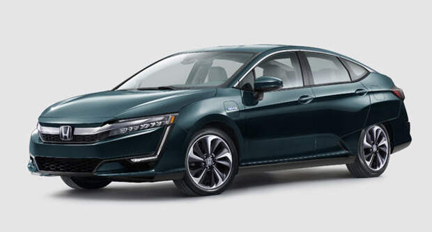 Honda Clarity даст нагрузку на сети