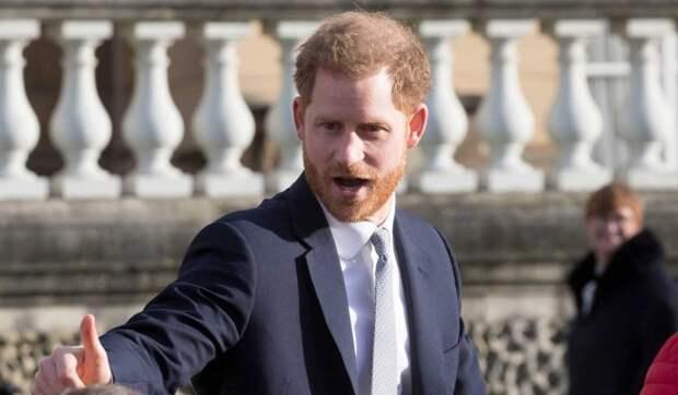 Принц Гарри планирует поездку в Лондон без Меган Маркл