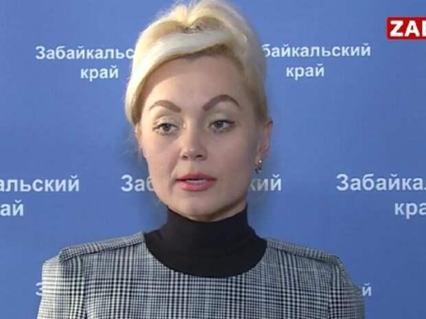 Попова стала председателем комитета городского хозяйства Читы