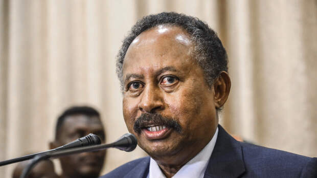 Главнокомандующий ВС Судана раскрыл местонахождение премьера страны