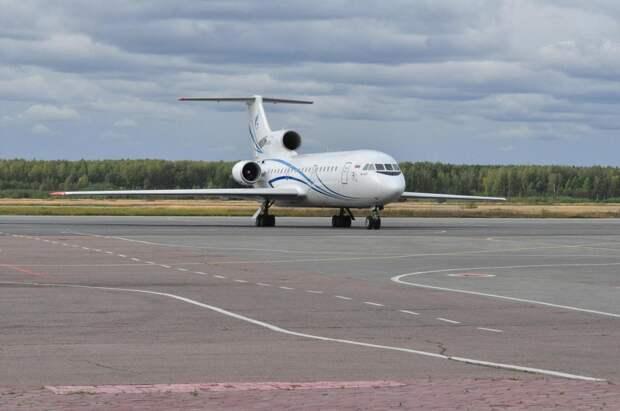 Авиасообщение России с Турцией и Танзанией приостановили с 15 апреля