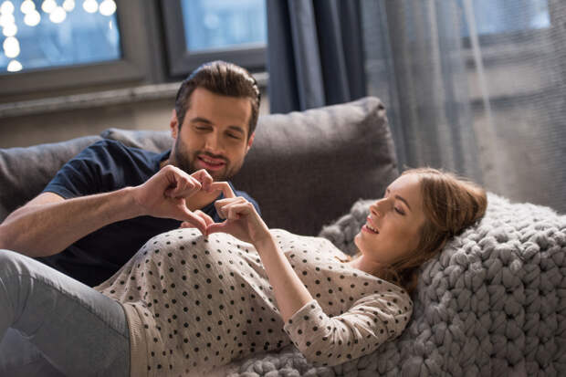Отношения с мужем во время беременности и после родов