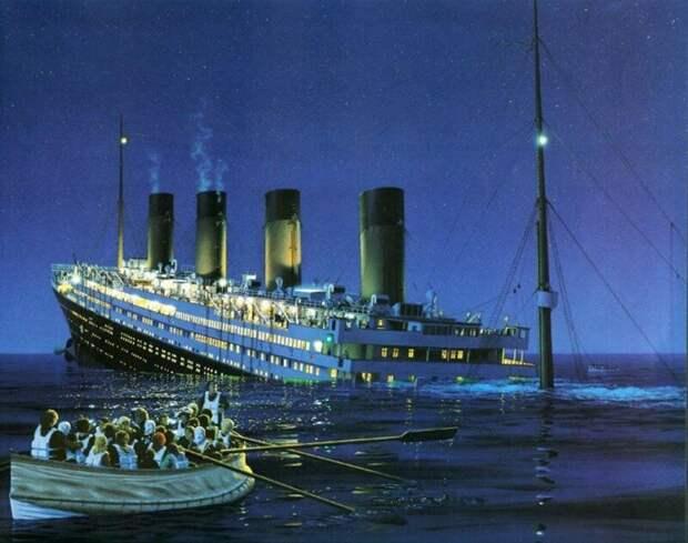 """Кому была выгодна гибель """"Титаника""""?"""