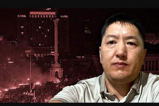 Казахский националист Куат Ахметов поехал учить мову