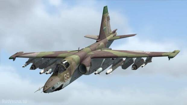 Первая боевая операция СУ-25, «Грач»