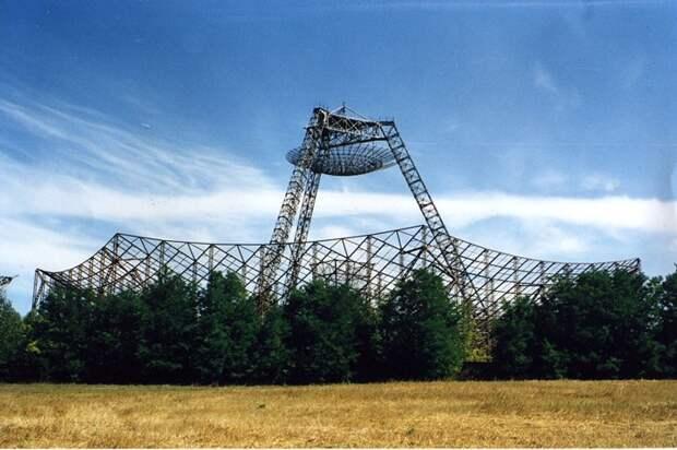 Станция изучения ионосферы в Харьковской области.