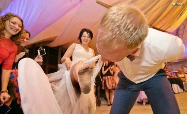 Эта свадьба, свадьба, свадьба пела и плясала... Офигенно!