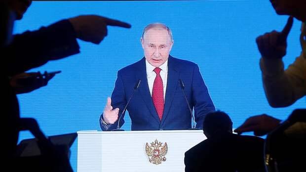 Конституционная поправка об обнулении сроков Путина расколола россиян