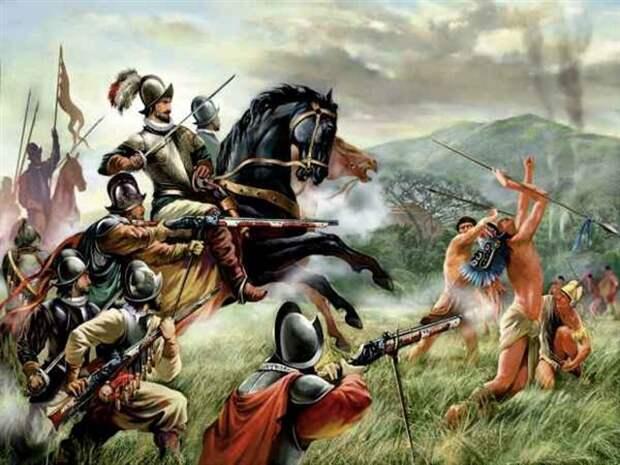 Историческая правда о геноциде коренного народа Северной Америки