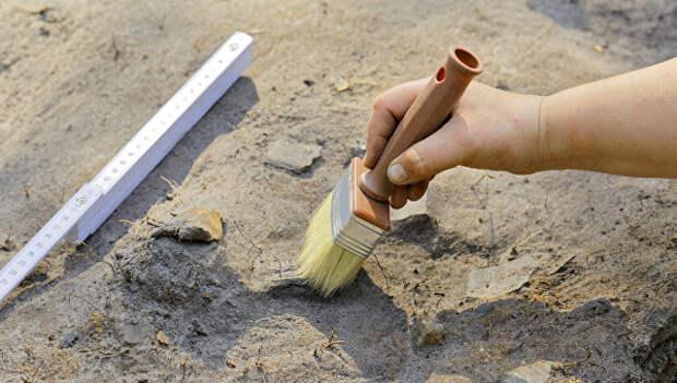В Москве нашли артефакты которым 9000 лет