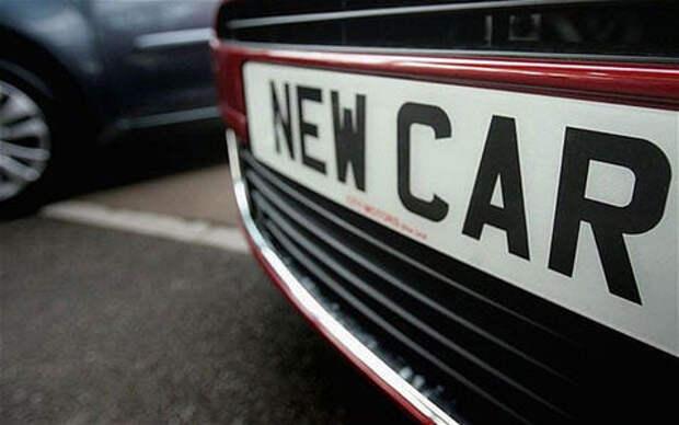 Великобритания впервые опередила Германию по продажам автомобилей