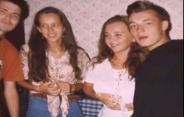Первое знакомство Сергея Жукова и Елены Добындо. / Фото: семейный архив Елены Добындо