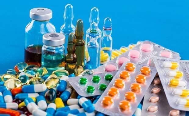 Просроченные лекарства в помощь… саду