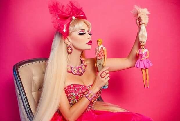 Раритетные куклы Барби в новой линии украшений Тани Тузовой