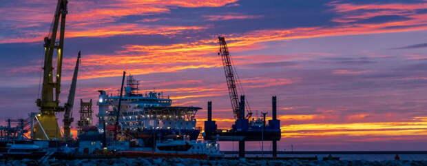 «Газпром» приближается к завершению последних километров «Северного потока-2»