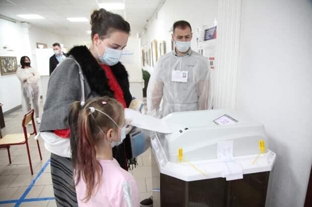 Жители Бабушкинского района отметили высокую степень организации муниципальных выборов