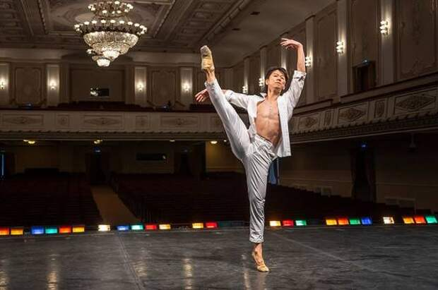 Юбилей Морихиро Ивата собрал в Нижнем звёзд балета мирового уровня