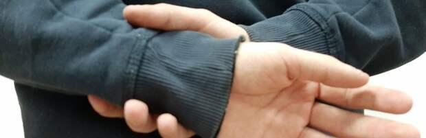 Уроженца Кызылорды задержали полицейские Туркестанской области за кражу