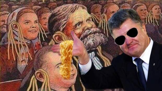 Время охерительных историй: Порошенко рассказал, как под пулями таскал раненых на Майдане
