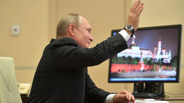 Путин, помоги! Ответы президента