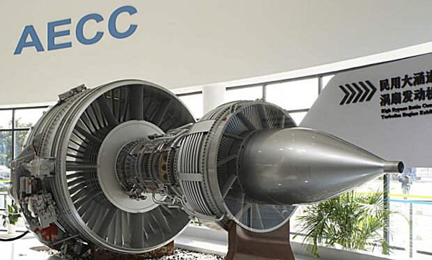 Китай продаст Германии технологии создания реактивных двигателей