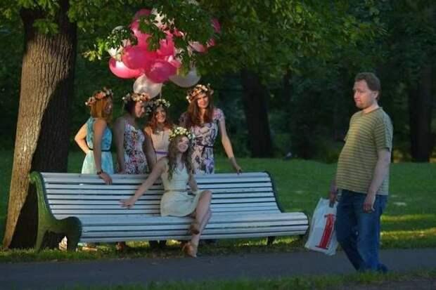 Подборка позитивных и веселых фотографий из нашей жизни (10 фото)