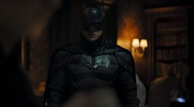 """Кадр из трейлера """"Бэтмена"""""""