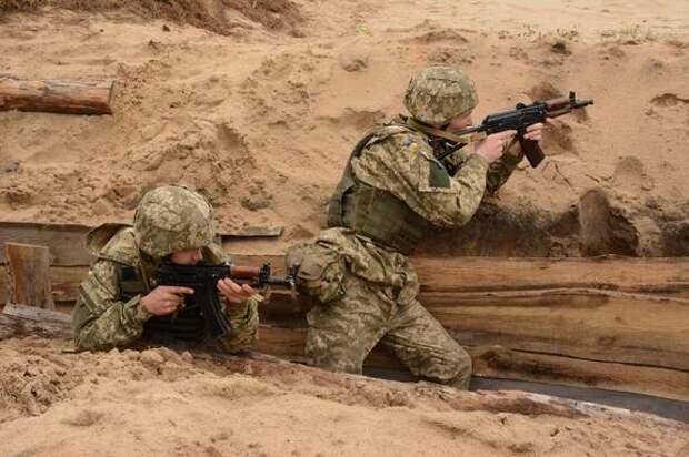 Украинский политолог Быков предрек уничтожение Россией десятков тысяч военных ВСУ в случае наступления Киева в Донбассе