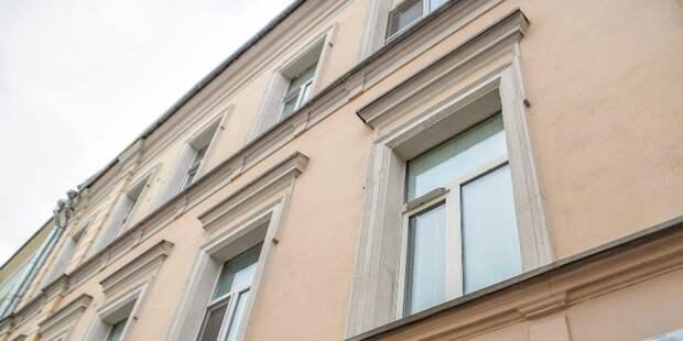 В жилом доме на Шереметьевской починили окно – «Жилищник»