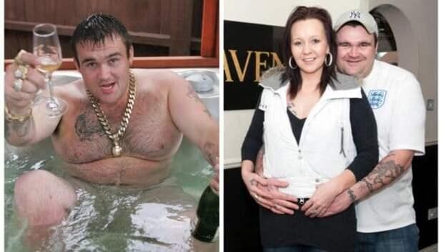 Победитель лотереи, промотавший свои миллионы, снова женился на бывшей супруге