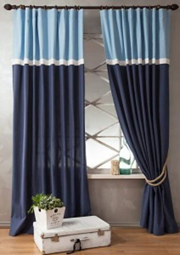 Способы удлинить шторы (подборка)